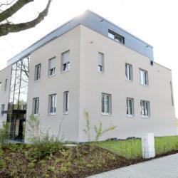 Südring 116 Das Neubauobjekt befindet sich im Gütersloher Stadtteil Kattenstroth